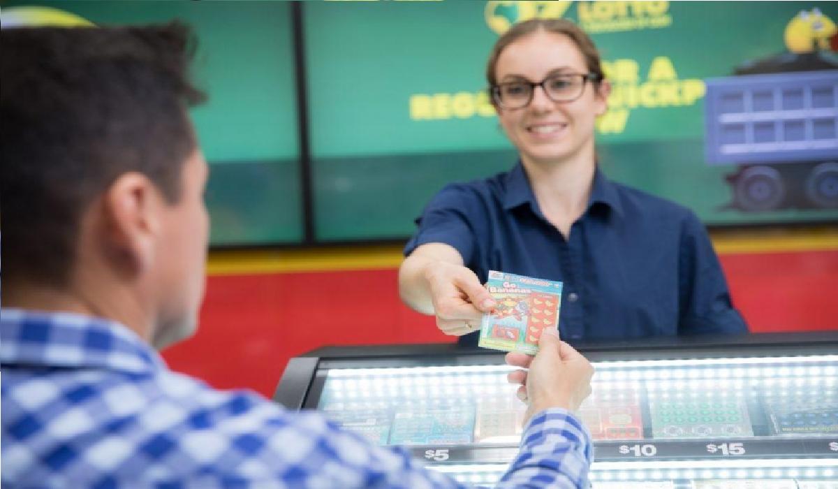 Lucky Australian woman wins second lottery jackpot in three years