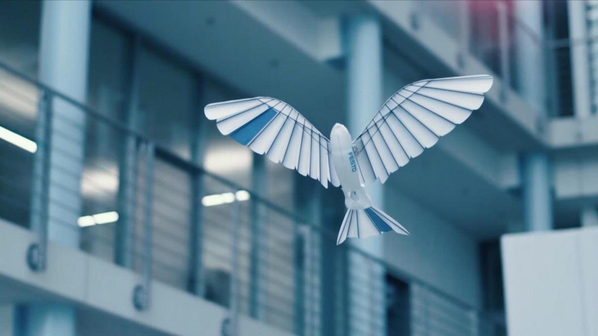 Robotic-birds