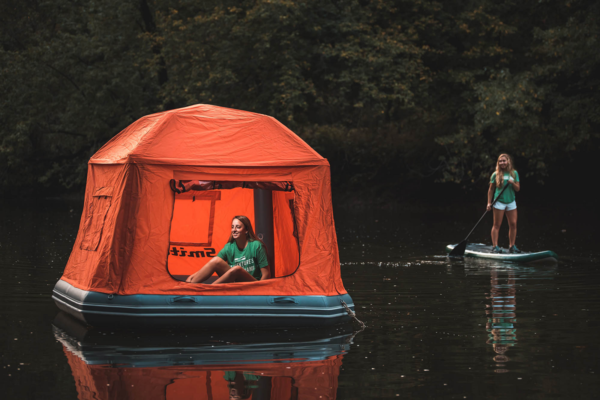 The Floating Shoal Tent